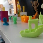 A collection of 3D prints
