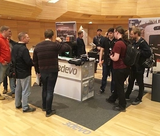 Nordic 3d expo finland